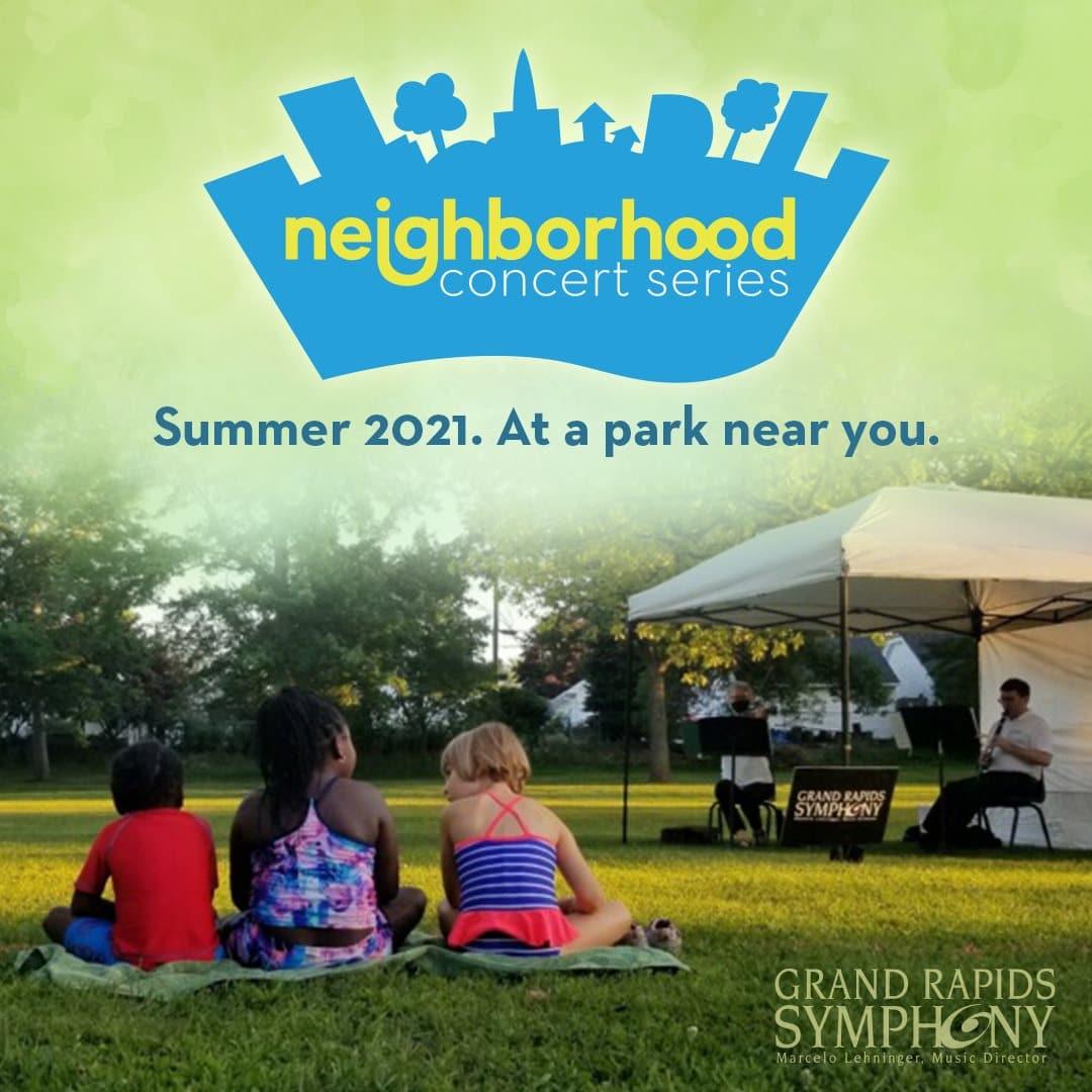 Grand Rapids Symphony Neighborhood Concert Series