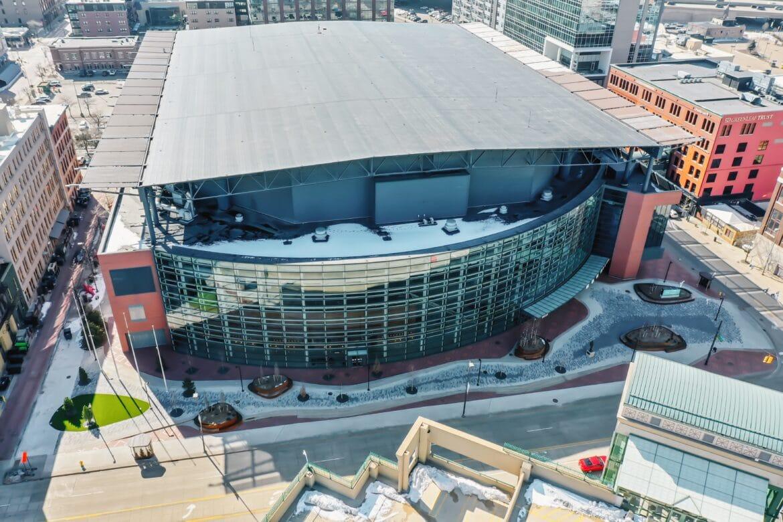 Van Andel Arena Plaza